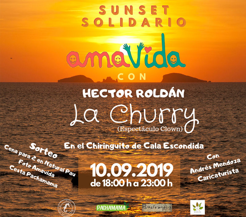 ONGD en Madrid. Sunset solidario